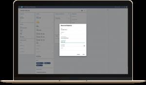 SAP FSM workforce management dashboard powered by Notion Edge